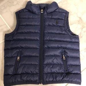 Baby Polo vest